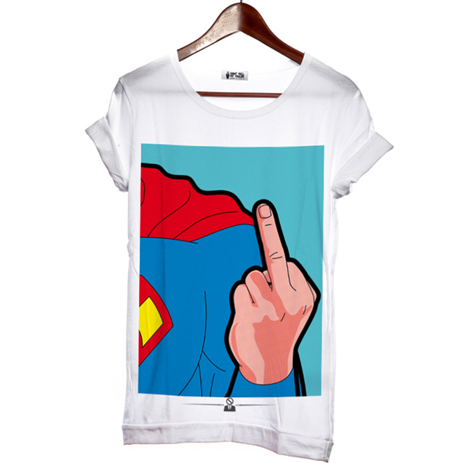 homme-colrond-blanc-SupermanFuck