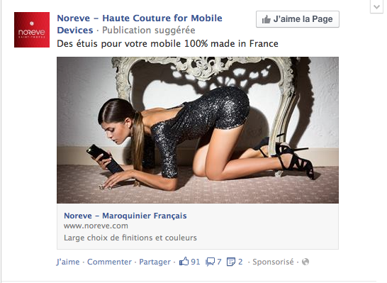 FacebookAds Noreve
