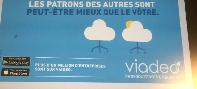 """Nouvelle Campagne de communication de Viadeo """"Provoquez votre Réussite"""""""
