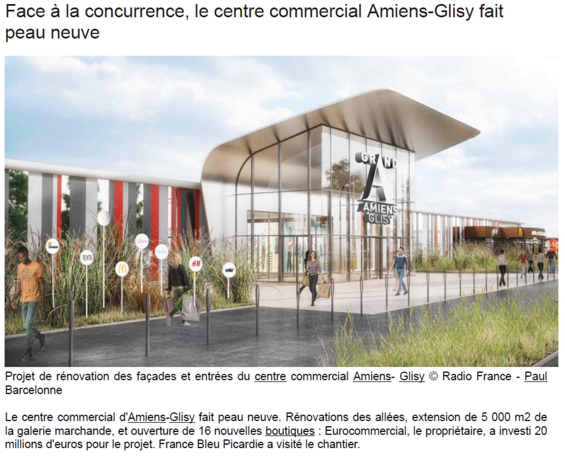 Centre co Amiens Glisy